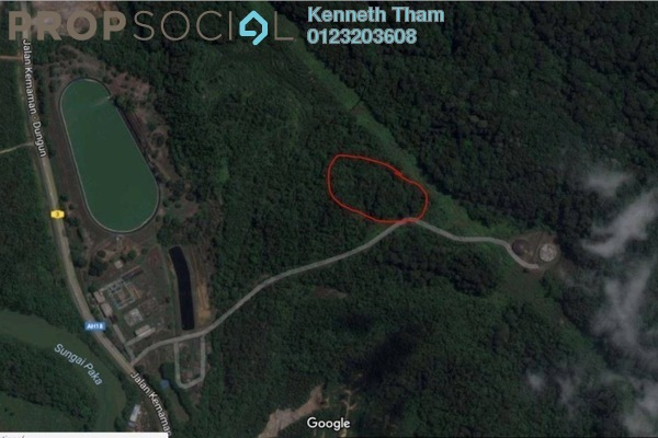 For Sale Land at Kawasan Perindustrian Gong Badak, Kuala Terengganu Freehold Unfurnished 0R/0B 7.5m