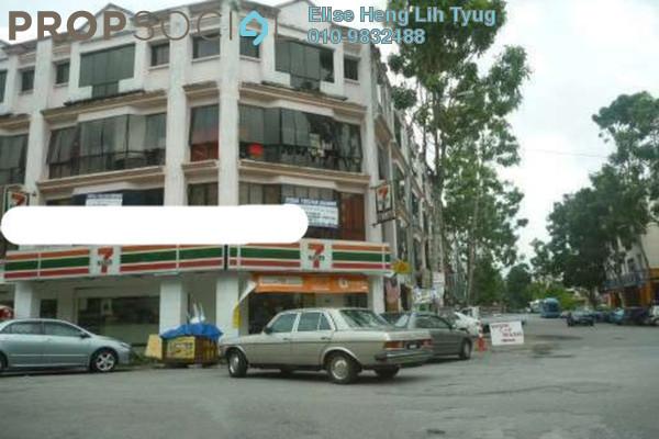 For Rent Shop at Taman Kajang Utama, Kajang Freehold Unfurnished 0R/0B 2.5k