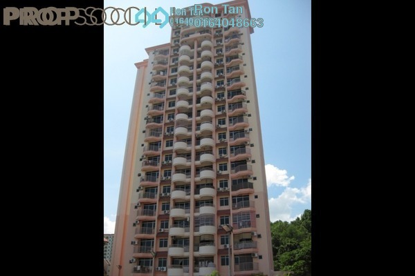 For Sale Condominium at Mutiara View, Gelugor Freehold Semi Furnished 3R/2B 700k