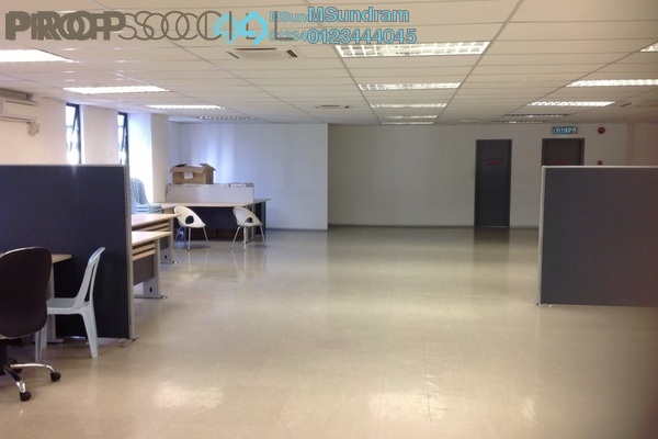 For Rent Factory at Hicom Glenmarie, Glenmarie Freehold Semi Furnished 0R/3B 41k