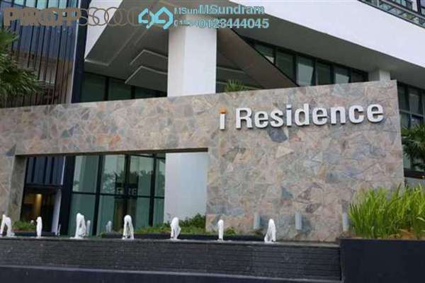 For Rent Serviced Residence at i-Residence @ i-City, Shah Alam Freehold Fully Furnished 0R/0B 1.5k
