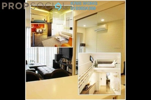 For Sale Serviced Residence at Empire Damansara, Damansara Perdana Leasehold Fully Furnished 1R/2B 399k