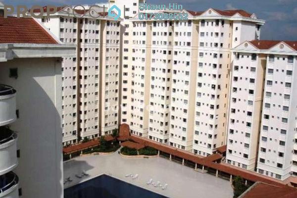 For Rent Condominium at D'Aman Crimson, Ara Damansara Freehold Fully Furnished 2R/2B 1.5k