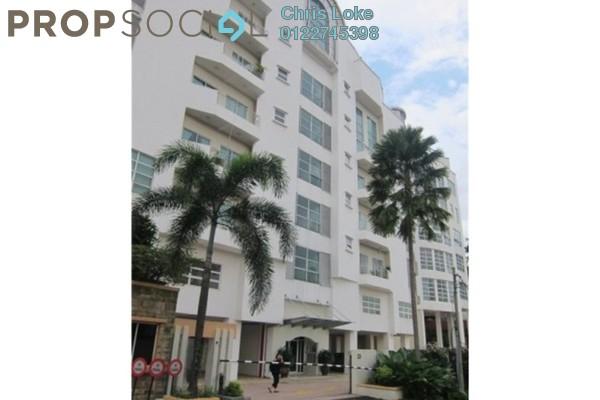 For Sale Condominium at Lagenda Damansara, Damansara Heights Freehold Semi Furnished 3R/4B 2.3m