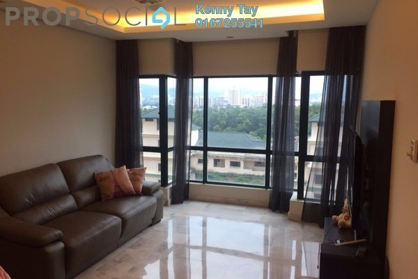 For Sale Condominium at Sang Suria, Sentul Freehold Fully Furnished 3R/2B 630k