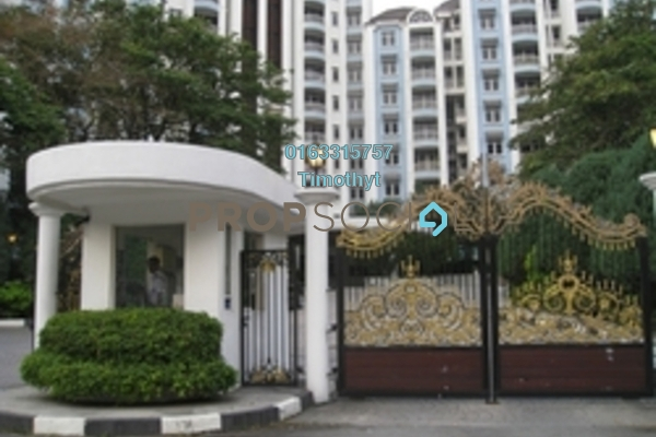 For Rent Condominium at 1A Stonor, KLCC Leasehold Fully Furnished 3R/2B 4.8k