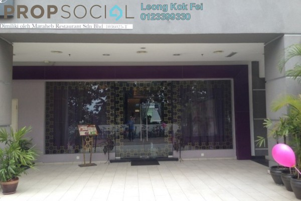 For Sale Shop at Solaris Dutamas, Dutamas Freehold Fully Furnished 0R/0B 3.3m