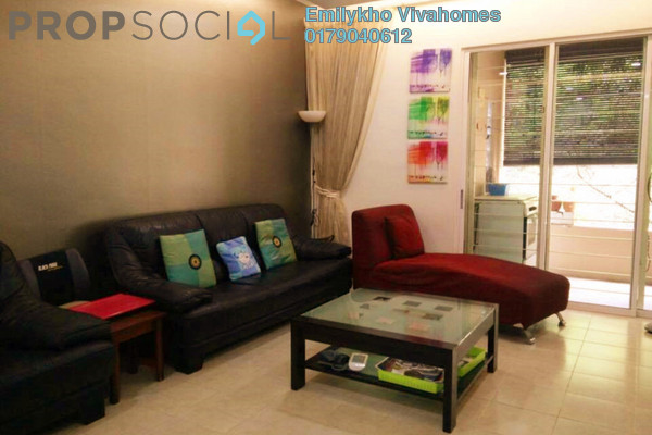 For Rent Townhouse at Laman Impian, Sunway Damansara Leasehold Fully Furnished 4R/4B 3.3k