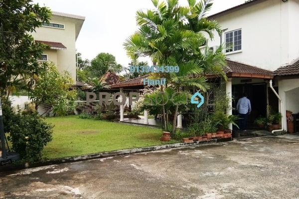 For Sale Bungalow at Section 7, Shah Alam Leasehold Semi Furnished 8R/6B 2.5m