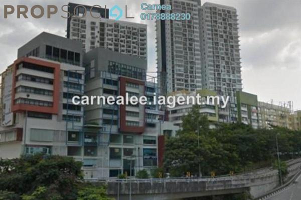 For Rent Serviced Residence at Neo Damansara, Damansara Perdana Leasehold Semi Furnished 0R/1B 1.2k