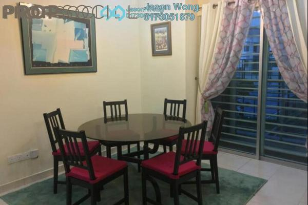 For Rent Condominium at Suria Apartment, Kota Damansara Freehold Fully Furnished 3R/2B 2.2k