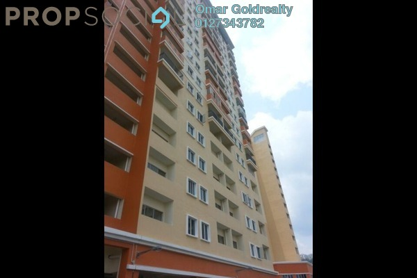 For Rent Condominium at Residensi Bistaria, Ukay Freehold Unfurnished 3R/2B 1k