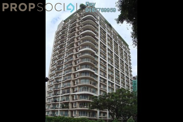 For Rent Condominium at 38 Bidara, Bukit Ceylon Freehold Fully Furnished 2R/2B 3.2k
