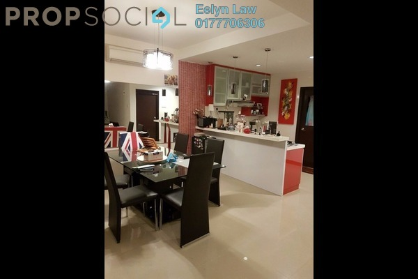 For Rent Condominium at The Scott Garden, Old Klang Road Freehold Fully Furnished 1R/1B 1.8k