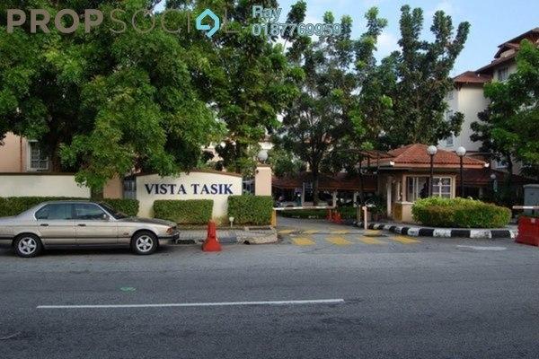 For Rent Condominium at Vista Tasik, Bandar Sri Permaisuri Freehold Fully Furnished 2R/1B 1.8k