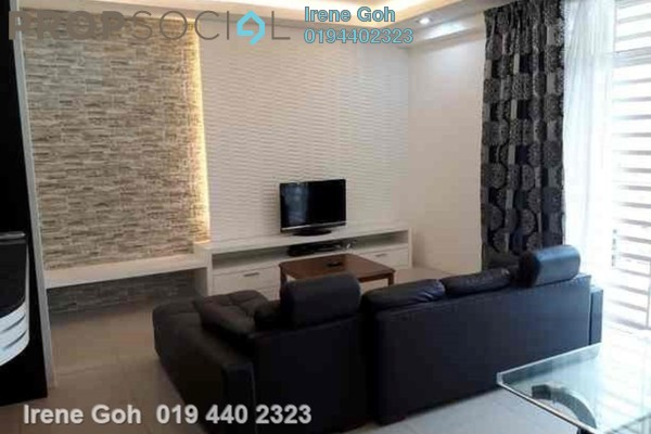 For Rent Condominium at Birch The Plaza, Georgetown Freehold Fully Furnished 3R/2B 2.5k