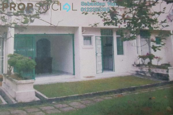 For Rent Townhouse at Bukit OUG Townhouse, Bukit Jalil Freehold Semi Furnished 3R/2B 1.8k