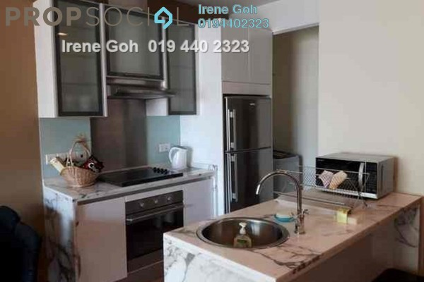 For Rent Condominium at Straits Quay, Seri Tanjung Pinang Freehold Fully Furnished 1R/2B 3.4k
