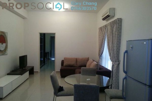 For Rent Serviced Residence at Windsor Tower, Sri Hartamas Freehold Fully Furnished 1R/1B 1.9k