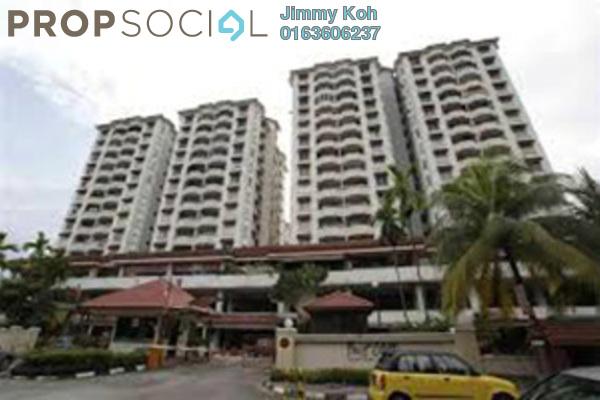For Rent Condominium at Bukit OUG Condominium, Bukit Jalil Freehold Unfurnished 4R/2B 1.2k