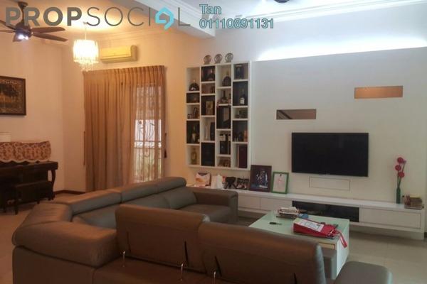 For Sale Semi-Detached at Sunway SPK Damansara, Kepong Freehold Fully Furnished 5R/5B 2.1m