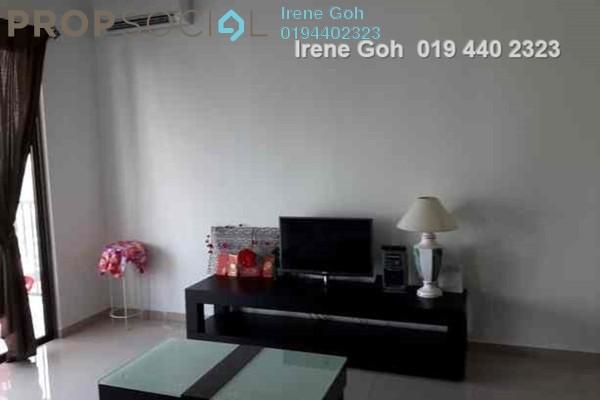For Rent Condominium at Villa Emas, Bayan Indah Leasehold Unfurnished 3R/2B 1.2k