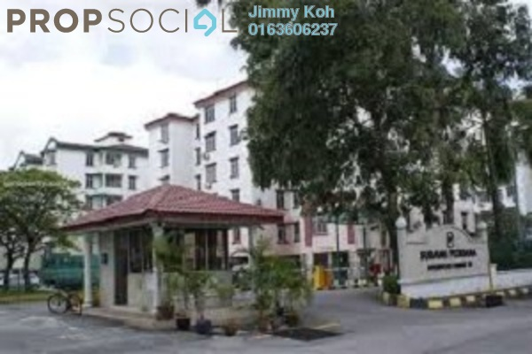 For Rent Apartment at Goodyear Court 10, UEP Subang Jaya Freehold Semi Furnished 1R/1B 850translationmissing:en.pricing.unit