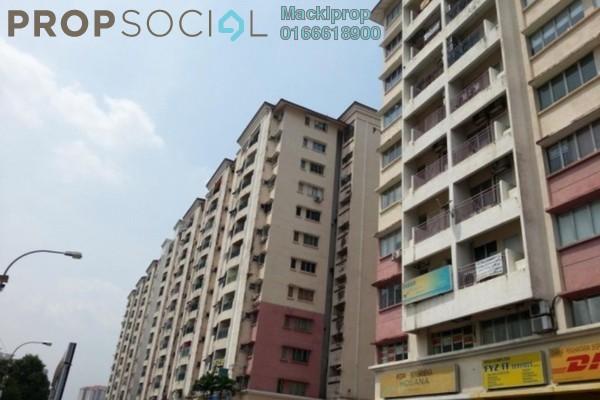 For Sale Apartment at Perdana Selatan, Seri Kembangan Leasehold Semi Furnished 3R/2B 340k