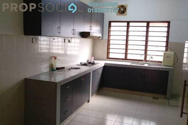 For Rent Terrace at PU8, Bandar Puchong Utama Freehold Semi Furnished 4R/3B 1.3k