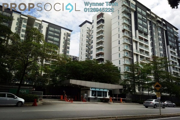 For Sale Condominium at Amaya Saujana, Saujana Freehold Unfurnished 4R/4B 1.18m