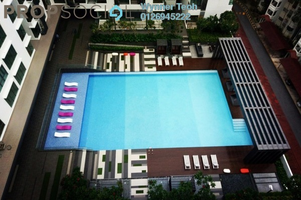 For Sale Condominium at Urbana Residences @ Ara Damansara, Ara Damansara Leasehold Unfurnished 2R/2B 630k