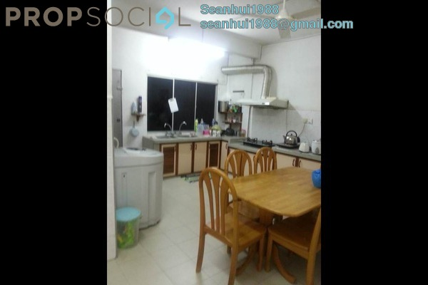 For Rent Terrace at Taman Sri Rampai, Setapak Leasehold Semi Furnished 3R/1B 1.6k