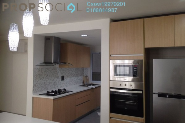 For Rent Condominium at Maxim Citilights, Sentul Freehold Fully Furnished 3R/3B 2.8k