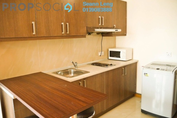 For Rent Condominium at Parkview, KLCC Freehold Fully Furnished 1R/1B 2.3k
