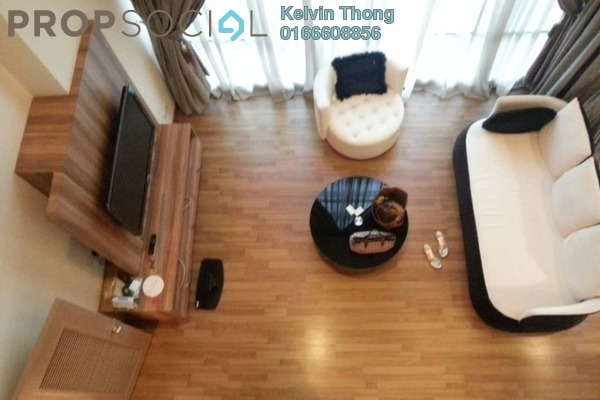 For Sale Condominium at Casa Suites, Petaling Jaya Freehold Fully Furnished 2R/2B 950k