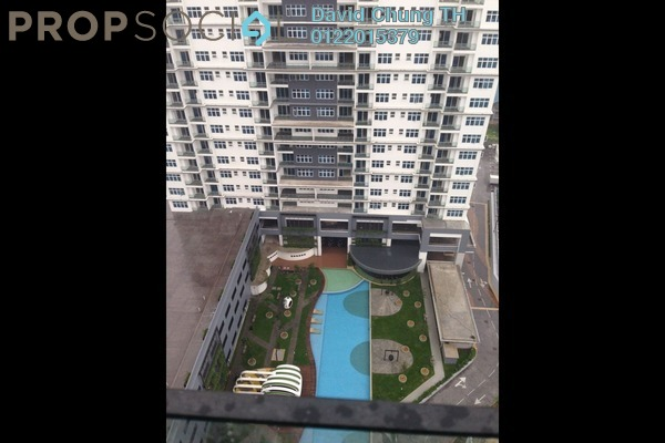 For Rent Condominium at Skypod, Bandar Puchong Jaya Freehold Unfurnished 2R/2B 1.4k