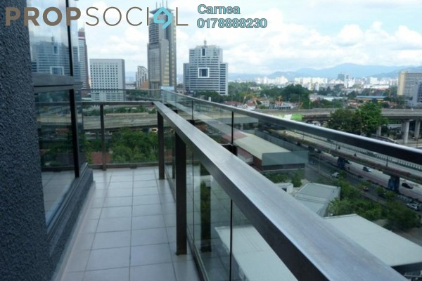 For Sale Condominium at Mirage Residence, KLCC Freehold Fully Furnished 3R/3B 2.26m