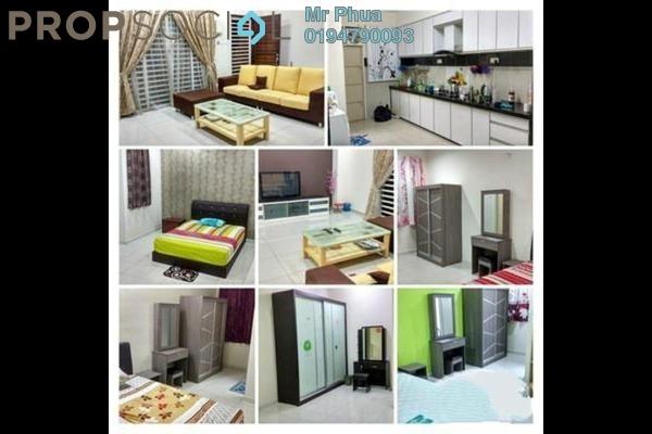 For Rent Terrace at Taman Kota Permai, Bukit Mertajam Freehold Fully Furnished 4R/3B 1.7k
