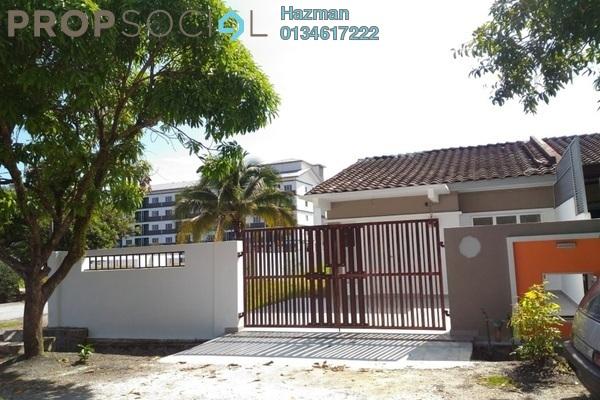 For Sale Terrace at Taman Sri Tanjung, Semenyih Leasehold Unfurnished 3R/2B 450k
