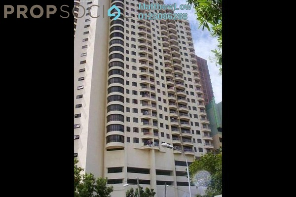 For Rent Condominium at Midlands Condominium, Pulau Tikus Leasehold Fully Furnished 3R/2B 1.6k