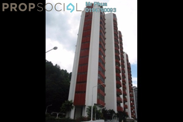 For Rent Condominium at Horizon Tower, Tanjung Bungah Freehold Fully Furnished 8R/3B 5.9k