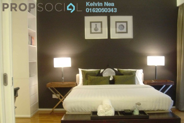 For Rent SoHo/Studio at Marc Service Residence, KLCC Freehold Fully Furnished 1R/1B 2.5k