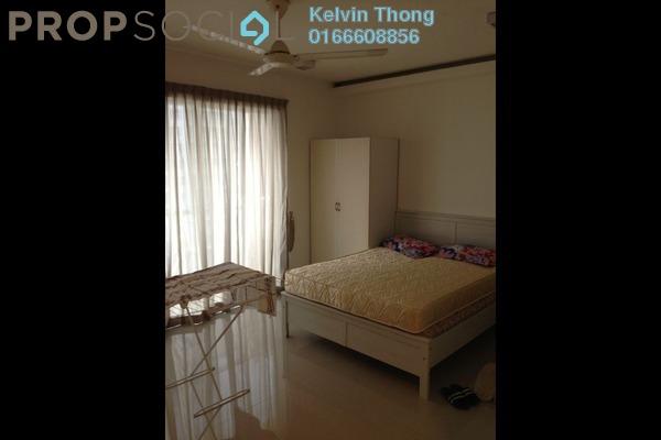 For Sale Condominium at Ritze Perdana 2, Damansara Perdana Leasehold Fully Furnished 0R/1B 350k
