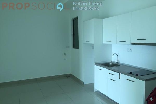 For Sale Condominium at CyberSquare, Cyberjaya Freehold Semi Furnished 2R/2B 368k