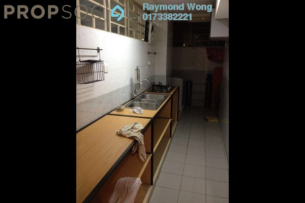 For Rent Condominium at Glen View Villa, Cheras Leasehold Fully Furnished 3R/2B 1.25k
