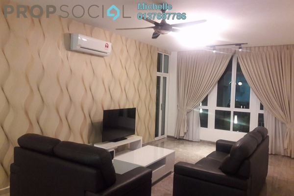 For Rent Condominium at Subang Parkhomes, Subang Jaya Freehold Fully Furnished 3R/3B 3.2k