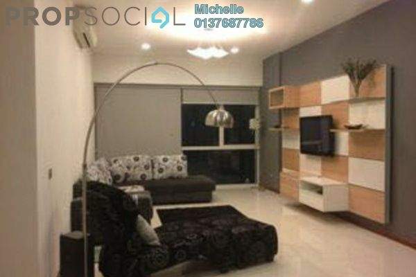 For Rent Condominium at Suasana Sentral Loft, KL Sentral Freehold Fully Furnished 3R/2B 5.5k