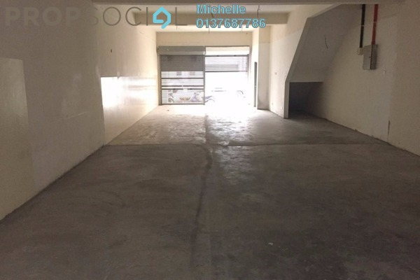 For Rent Shop at Cahaya Alam, Shah Alam Leasehold Unfurnished 1R/1B 2.4k