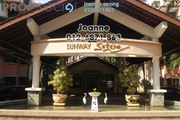 For Rent Condominium at Sunway Sutera, Sunway Damansara Leasehold Fully Furnished 3R/2B 2.2k