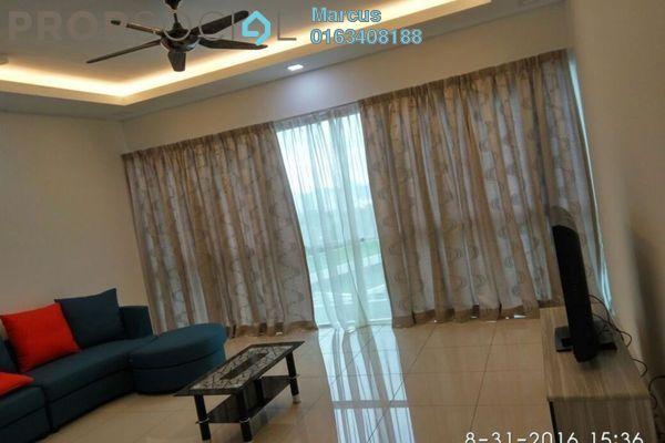 For Rent Condominium at Seringin Residences, Kuchai Lama Freehold Fully Furnished 3R/3B 3.5k